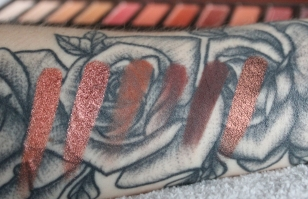 naked heat swatch 2