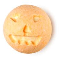 Pumpkin Bath Bomb