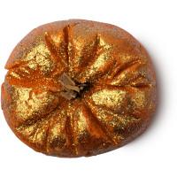 Sparkly Pumpkin Bubble Bar